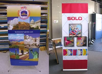 Display Banners