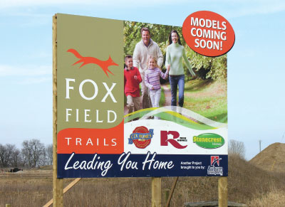 Outdoor Site Signs